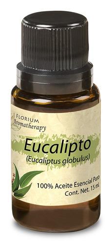 eucalipto aceite esencial puro 15 ml florium