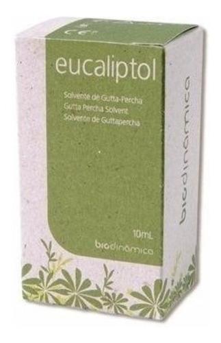 eucaliptol endodôntico biodinamica gutta percha