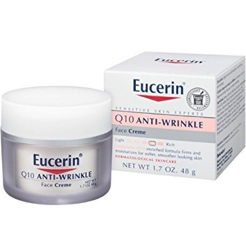 eucerin crema antiarrugas q-10 antiedad de dia