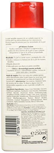 eucerin ph5 locion para piel sensible (250 ml)