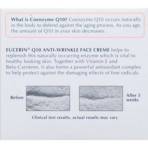 eucerin sensitive skin experts q10 crema