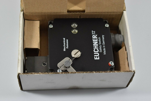 euchner tz2le024sr11 interlock safety switch