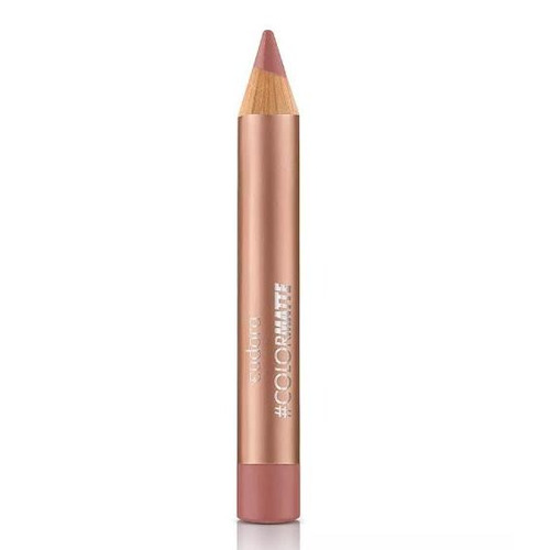 eudora - #colormatte - batom lápis - rosado da manhã
