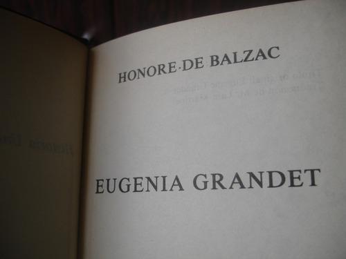 eugenia grandet novela de honoré de balzac oveja negra