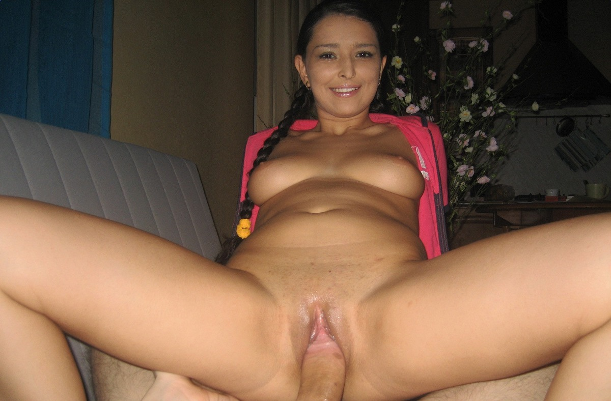 Amateur latin mexicana en el patio parte 04 9