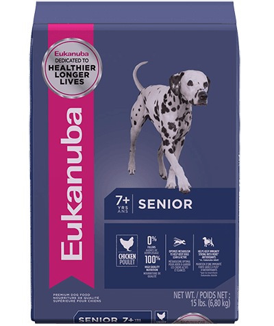 eukanuba senior medium breed x 30lb (senior raza mediana)