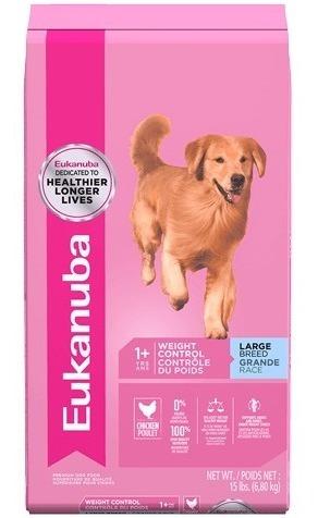 eukanuba weight control large breed x 30lb (control peso)