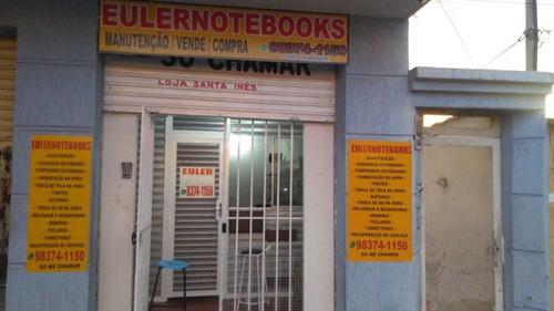 eulernotebooks novo endereço  av vicente rizola, 675 lj 02