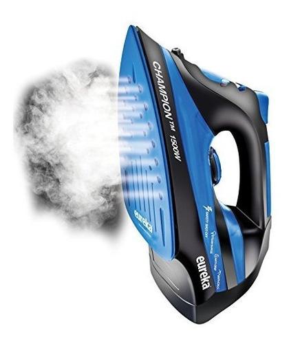 eureka campeón super caliente 1500 vatios plancha vapor