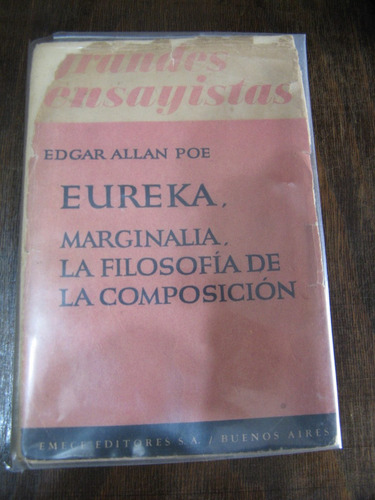 eureka. edgar allan poe