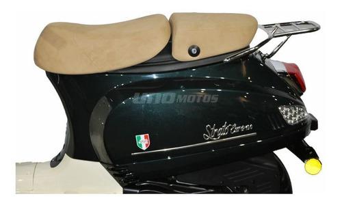 euro 150 scooter motomel strato