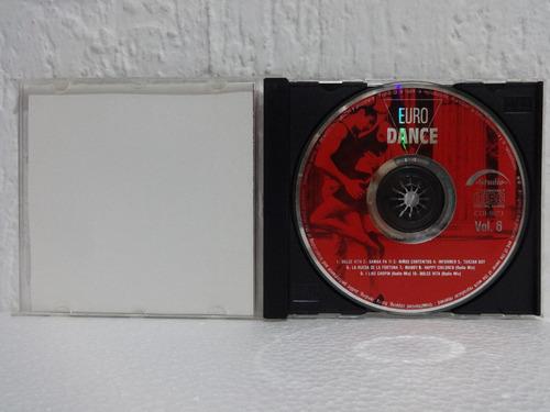 euro dance remix vol. 6 los hits bailables nos. 1 de europa