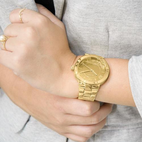 euro feminino relógio
