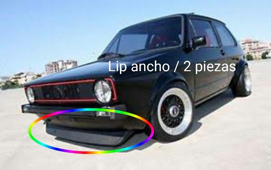 Euro Lip Ancho Para Caribe Gt O Atlantic Mk1 2 Piezas 600 00