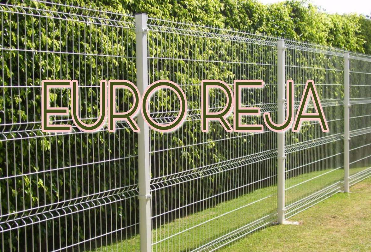 Euro reja calibre 8 altura 1 metro x metros lineales for Espejo de 1 metro por 2 metros