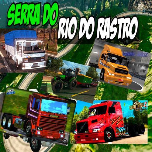 euro truck 2 brasil mod bus + caminhões bitrem ets2 2019