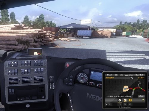euro truck 2 simulator juego pc original digital steam