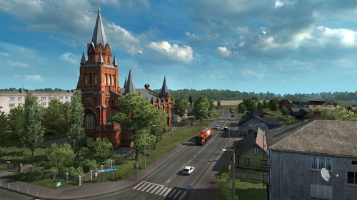 euro truck simulator 2 coleccion 65 dlcs - pc digital