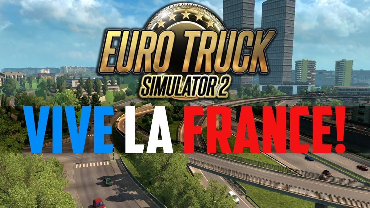 Euro Truck Simulator 2 Dlc Vive La France Steam Cd Key