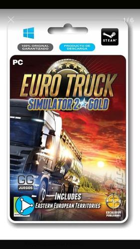 euro truck simulator 2 gold edition original steam