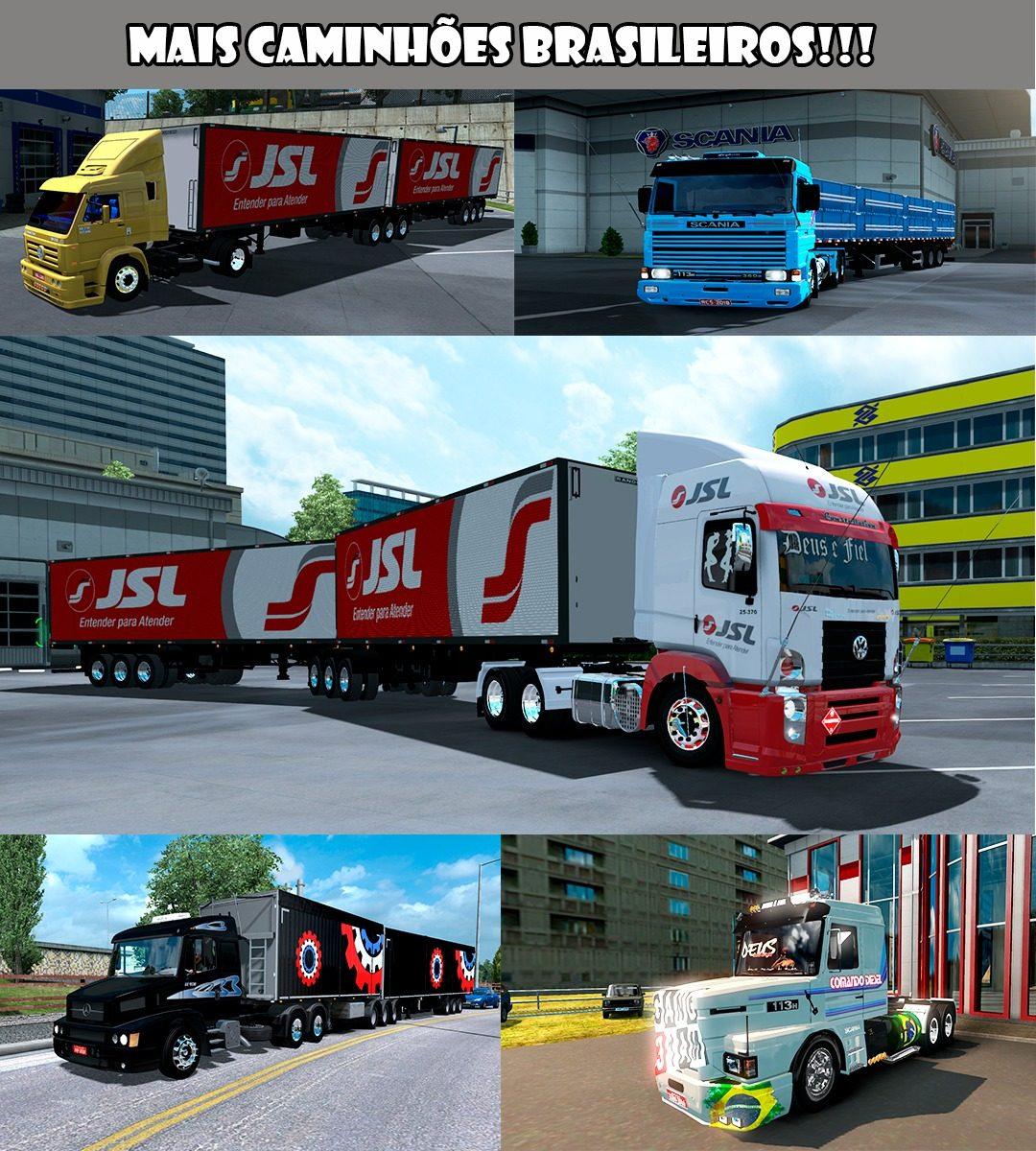 euro truck simulator 2 download pc fraco 2018