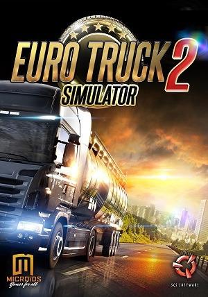 euro truck simulator 2 - steam pc - original