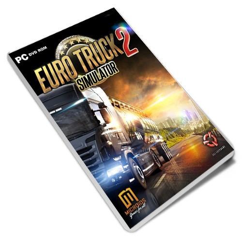 euro truck simulator jogo