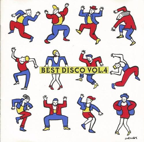 eurobeat - best disco vol. 4