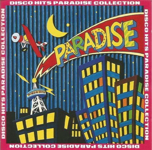 eurobeat - paradise - disco hits paradise collection