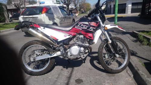 euromot gtx 250 igual beta tr 250