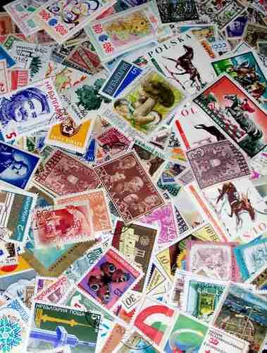europa - 1000 estampillas diferentes 1000 - envío gratis -