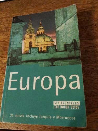 europa , guía turística de 31 paises