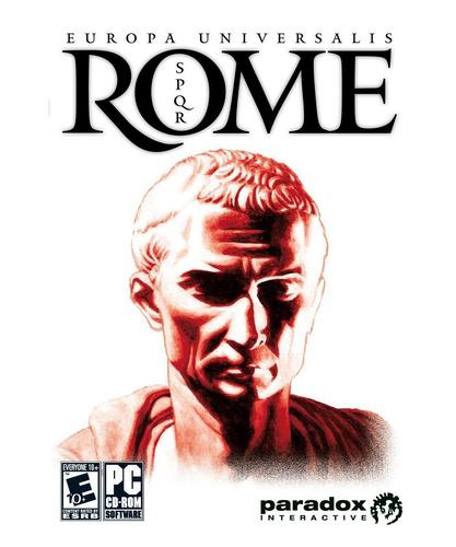 europa universalis roma - juego pc clasico original htg