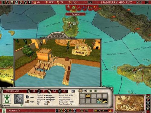 europa universalis: rome - gold edition  - pc - steam #23420