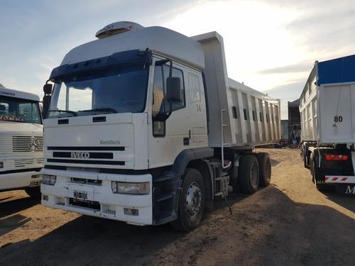 eurotech 740e42 6x4 tatu- volcador -zacco camiones