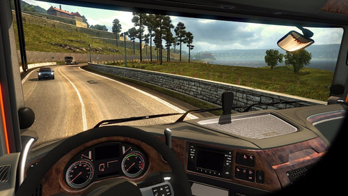 eurotruck simulator 2 - pc simulador de caminhões v1.28