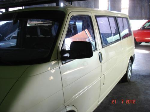 eurovan   peças 2.4  diesel