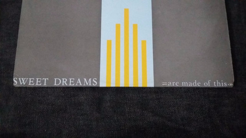 eurythmic sweet dreams are made lp vinilo rock