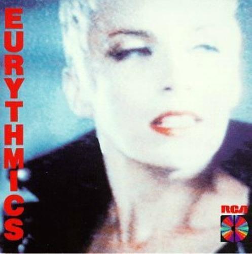 eurythmics / be yourself tonight / cd