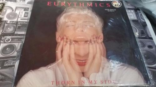 eurythmics lp vinilo gapul(thorn in my side)dialogomusical