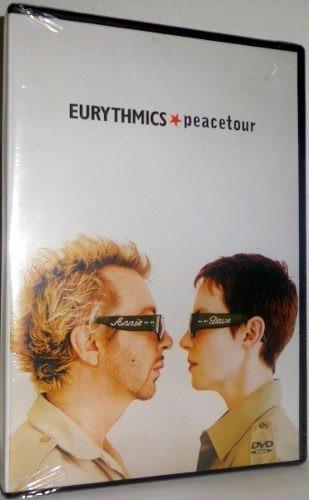 eurythmics peacetour dvd lacrado original