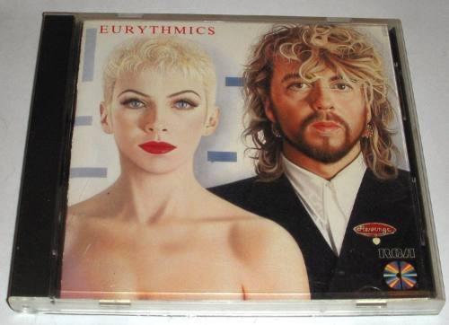 eurythmics revenge cd importado usa 1986 pop annie lennox
