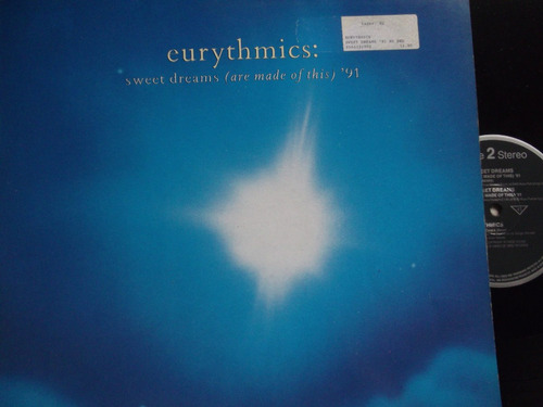 eurythmics- sweet dreams ( are made of this) remix- germany