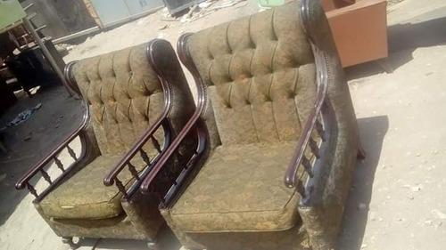 ev antiguos sillones 2 x 500 soles