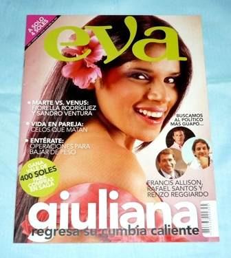 eva abril 2006 giuliana rengifo fiorella rodríguez velas