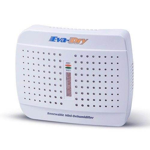 eva-dry e -333 renovables mini dehumidifier 2-pack