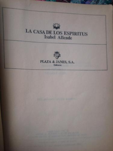 eva luna isabel allende primera edición 1987