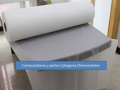 eva película para encapsular celdas solares 680mm x 1m