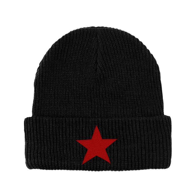 eva rain gorro lana beanie unisex estrella roja + actitud. Cargando zoom. 5738bf930ec