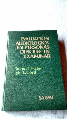 evaluacion audiologica personas dificiles de examinar fulton